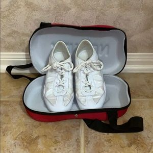 Nfinity Cheer Shoes with Case